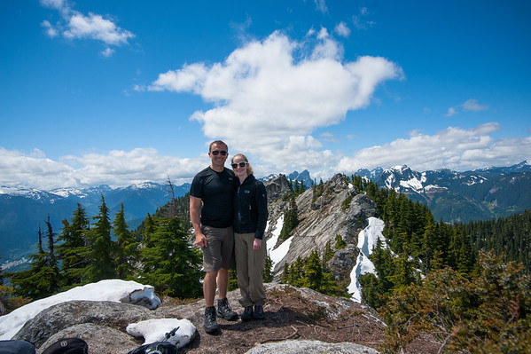2013-6-10  Beckler Peak hike