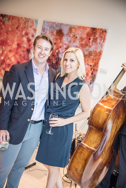 Washington Life and JBG Smith, Summer Celebration, Central Place, June 19, 2018.  Photo by Ben Droz.
