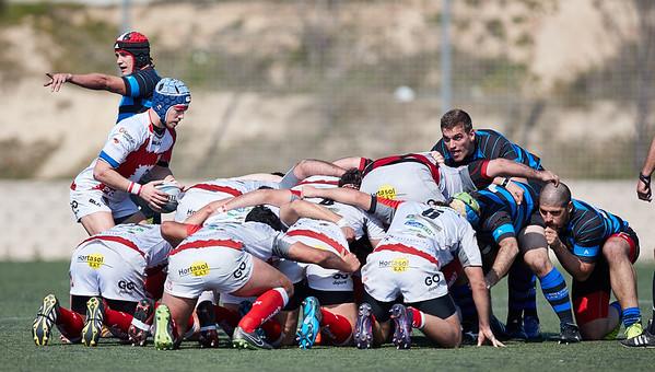 26 Feb 2017 I.Industriales A v Unión Rugby Almería