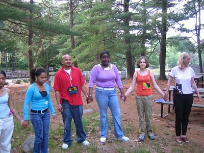 2005 Project RESPECT camp