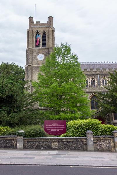 Sydenham, St. Bartholemew
