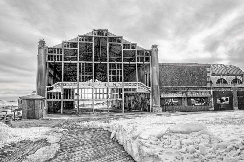#167 BW Boardwalk Casino, Asbury Park, Nj.