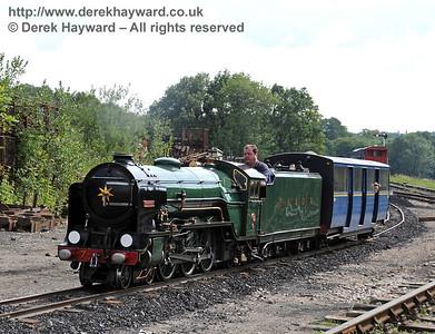 No.7 Typhoon - Romney, Hythe and Dymchurch Railway