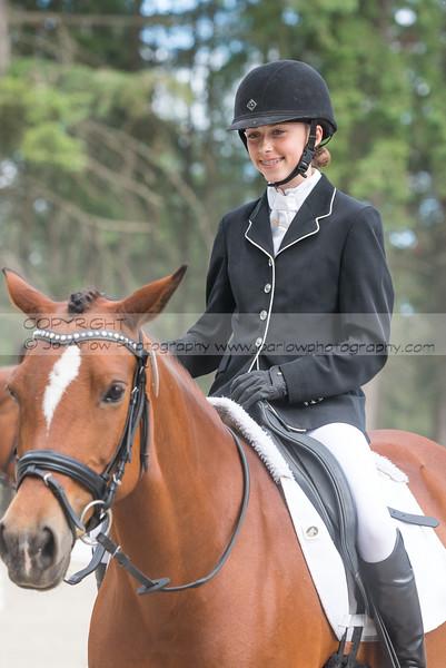 Day 1 June 12, 2015 Aspen Farms Horse Trials