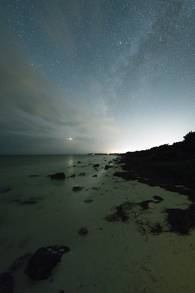 Starry Night Bahia Honda State Park
