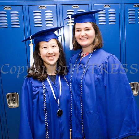 Poughkeepsie HS Graduation 2018