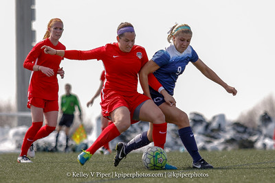 Washington Spirit v Penn State (18 Mar 2017)