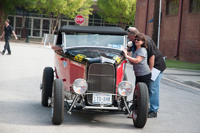 Coker Tire Challenge 2012--Sunday