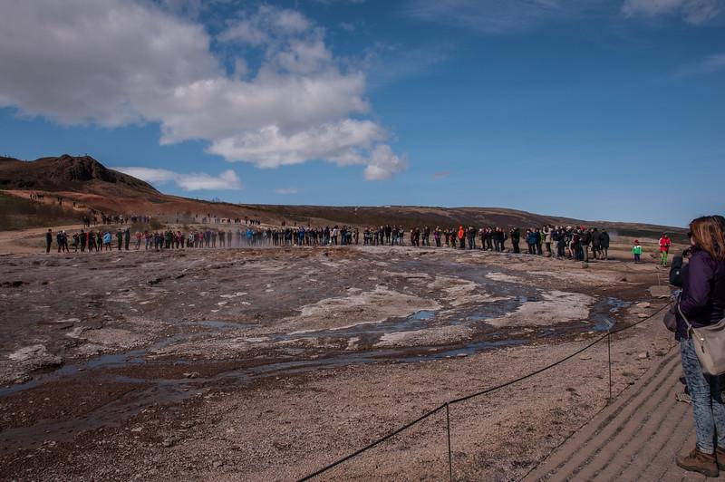 2016.05.21 - Reykjavik, Iceland. Geysers.