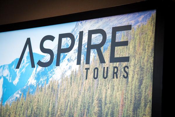 Aspire Tours, Jeppesen Terminal
