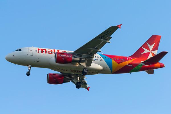 9H-AEL - Airbus A319-111
