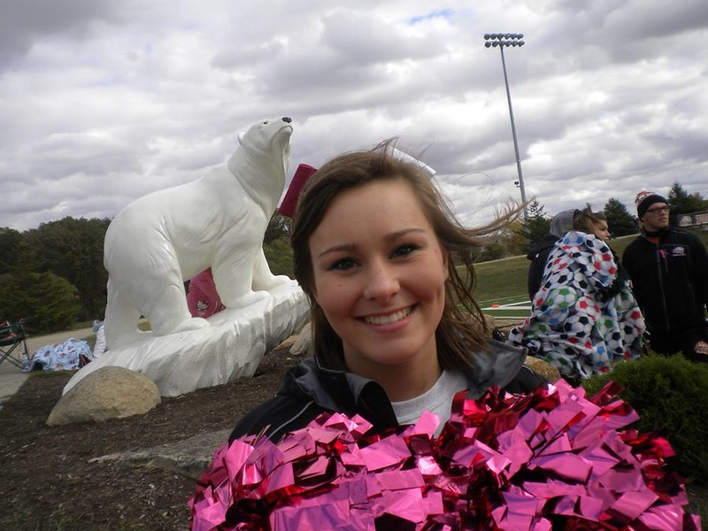 Football Game at Ohio Northern University - October 17, 2016