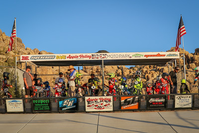 6-1-18 Apple Valley BMX Moto Park Friday Night Race