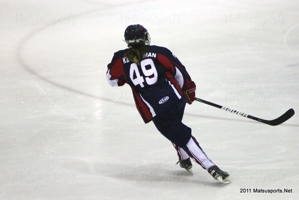 Team AK vs Junior Avalanche  12-19-2011