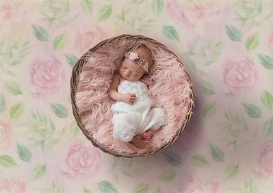 Emily March 2018 Newborn