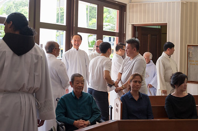 Fr Cary Chan 25th Sacerdotal Anniversary