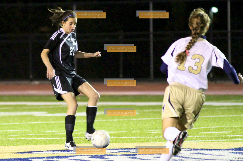 Seneca Valley Girls Soccer vs Butler