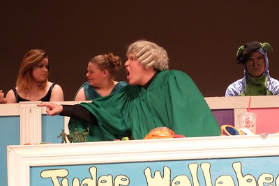 2014 - Goldilocks on Trial Cast B