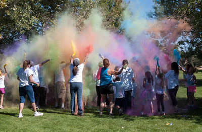 2016 Janesville PTO Color Run 5K