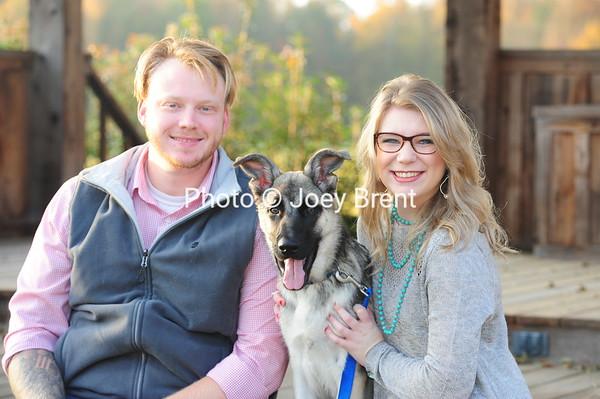 Katelyn, Cody & Apollo 11-4-17