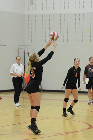 JV Volleyball vs. Dover