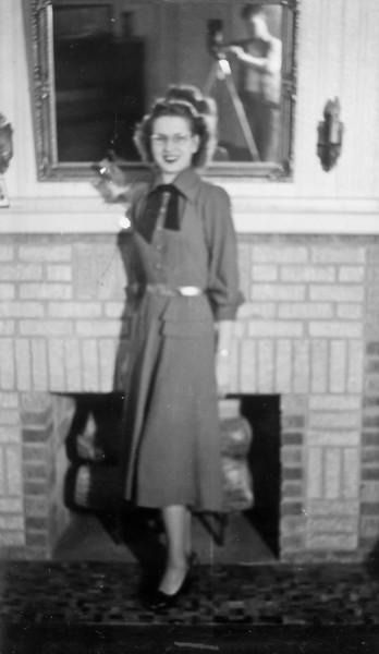 Maria Jacob Smock 1948