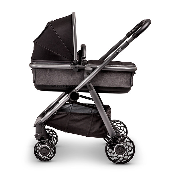 2 Ark Travel System Pram Mode Black.jpg