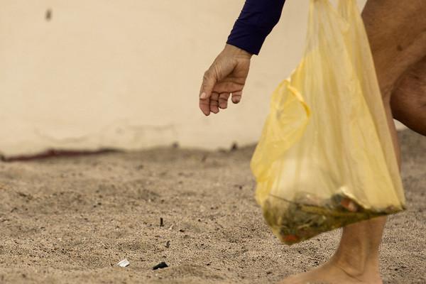 Amigos / Beach cleanup