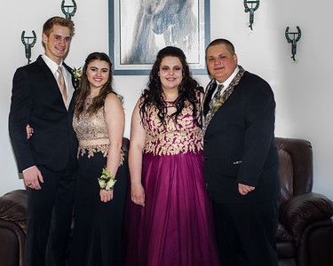 Lexi & Brook - Prom (April 2018)
