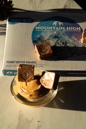 Food Photography | Full Scale Project Two | Nature's High Mountain High Edibles
