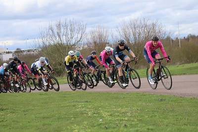 West Drayton Spring crits. 2020. 2/3/4s