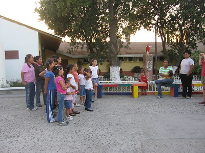 2007 Mexico Mission Trip