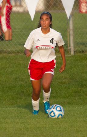 Goshen vs. East Noble Girls Soccer