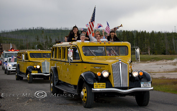 Yellowstone National Park - Week 4 July 2009
