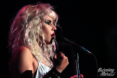 Barb Wire Dolls @ Whisky A Go Go (West Hollywood, CA);  8/31/15