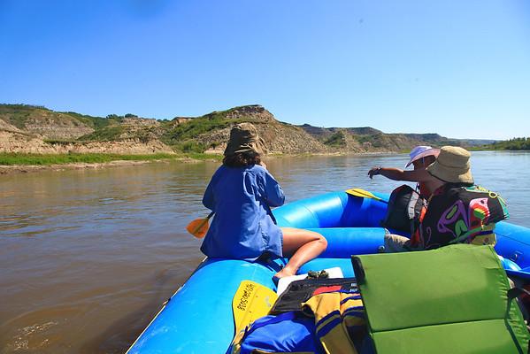 Red Deer River Rafting 2011