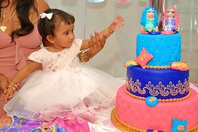Kaylee's 1st Birthday Party