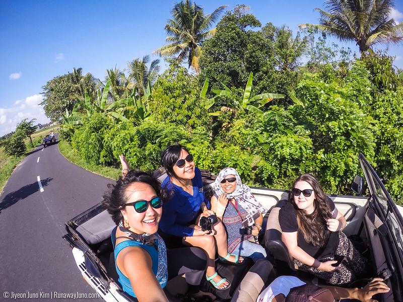Bali VW Safari Tours