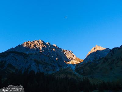 Grosser Widderstein mountain tour 2012-10-06
