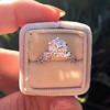 1.59ct Round Brilliant Diamond Ring GIA J SI1 14