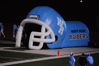 Raiders Vs Arp Tigers 11-5-2010