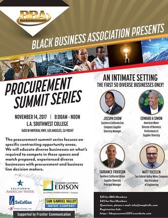 Procurement summit Southwest