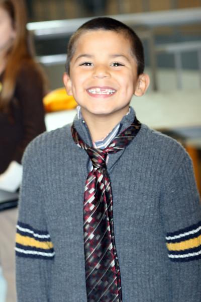 Berto with Dad's tie.jpg