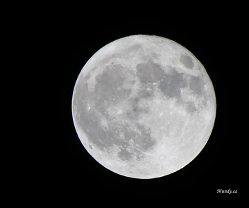Rare Blue Moon - 20-10-31