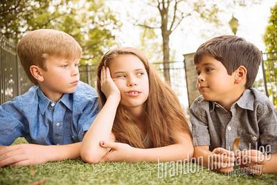 Ava, Anderson, & Owen