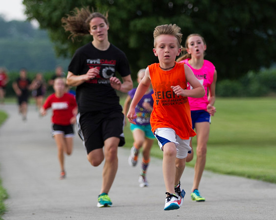 ORRRC 1-Mile Dash For Cash - June 30, 2015