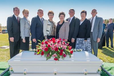 Lois Erickson Funeral
