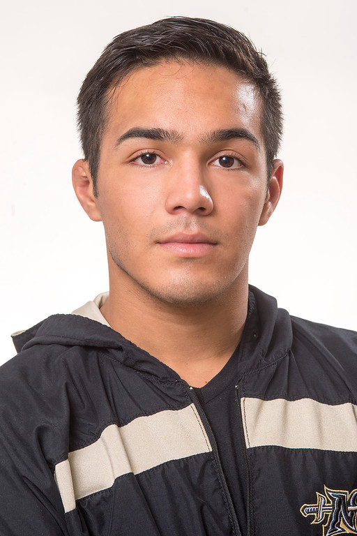 . Northview High wrestler Steven Lopez has been selected for the SGV Tribune\'s All-area Team March 25, 2013.  (SGVN/Staff photo by Leo Jarzomb)