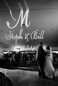Stephanie and Bill Wedding