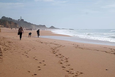 Albufeira : on a sunny day